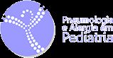 Logo Pneumologia e Alergia em Pediatria.